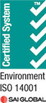 Environment ISO 14001 logo