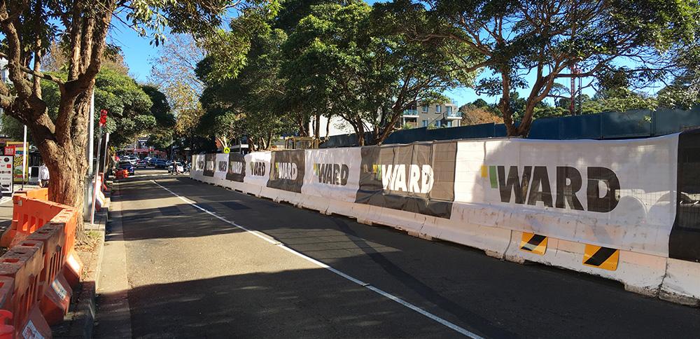 Ward Site Banner