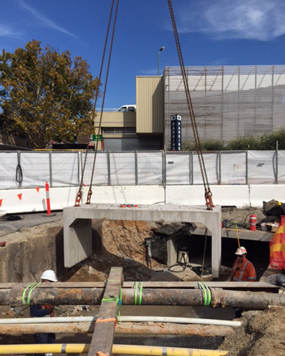 Dee Why stormwater upgrade