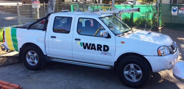 Vehicle rebranded