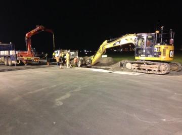 Sydney Airport runway widening