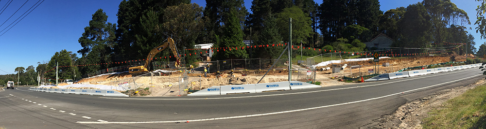 Great Western Highway Safety Upgrade