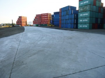 Tyne Container Services complete