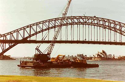 Harbour Bridge 1980s