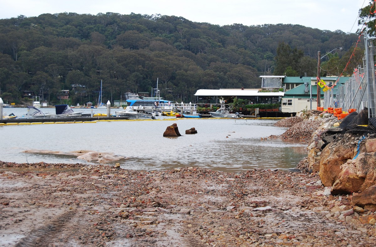 Church Point Upgrade – Tidal Works