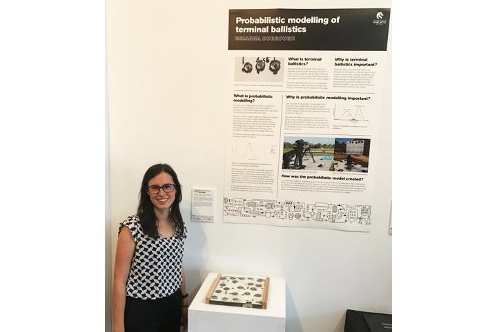 Brie University Exhibition